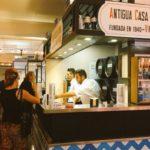 Primeros embargos en el mercado gourmet de la Merced